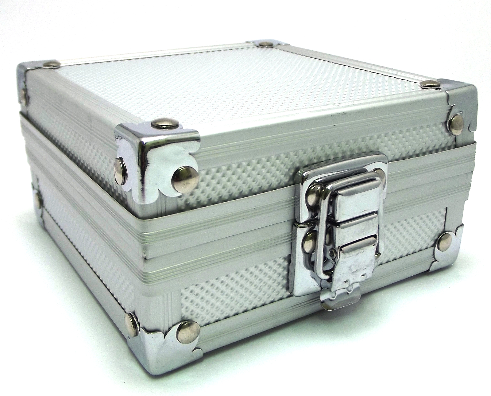Premium aluminium padded tattoo machine gun case box for 1 for Tattoo machine case